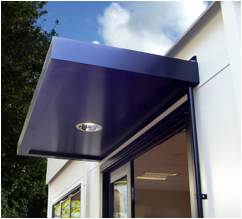 Where are canopies used? Canopies provide an effective solution on a range of modular off-site and traditional buildings. There primary purpose is to cover ... & Blog | How to specify canopies for modular buildings?